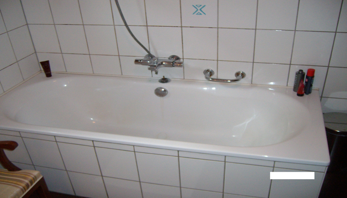 Badewanne im Bestand